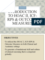 Introduction to hoac II, ICF-RPS & Outcome.pptx