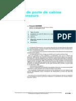 Adjonction de porte de cabine sur les ascenseurs et les asce.pdf