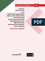Tolchinsky - La escritura académica