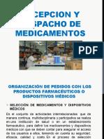RECEPCION Y DESPACHO DE MEDICAMENTOS 1.pptx