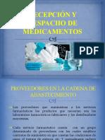 RECEPCIÓN Y DESPACHO DE MEDICAMENTOS 13.pptx