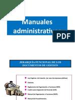 Manuales, MOF.