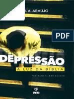 Depressao a Luz da Biblia - J. A. Araujo