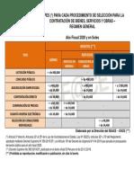 Topes Procedimiento de Selección 2020 - OSCE.pdf