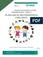 Proposta Pedagógica Creche II 2020