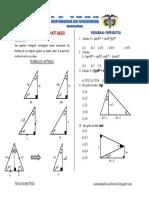 Matematica5 - Semana 14 Guia de Estudio Razones Trigonometricas II Ccesa007