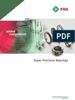 INA Super Prescision Bearings Ac 41130 7 de En