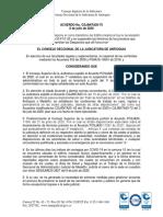 CSJANTA20-75 - Cierre Sede Judicial Edificio Mariscal Sucre Medellín