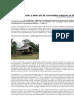 Evolucion-Desarrollo-Comununidades Indigenas