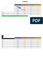 IC WBS With Gantt Chart Template 8735