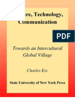 Culture, Technology, Communication - Charles Ess