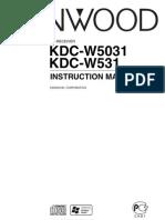 KDC-W5031
