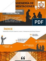 PPTS FINAL - PRESA DE TIERRA COTACHACA - GRUPO7