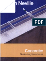 Concrete-Neville s Insights and Issues