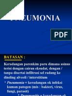 PNEUMONIA BLOK RESPI