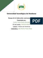 ensayo de la federacion centroamericana.docx