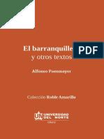 (Livro) El barranquillero y otros textos.pdf