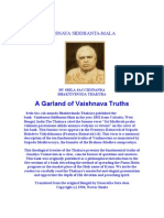 Garland of Vaisnava Truths