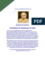 Garland of Vaisnava Truths