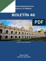 Academia Nacional de la Ingeniería y el Hábitat (Venezuela) BOLETIN_46