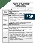 Guìa 2  grado 7 Biologìa, Educaciòn fìsica-convertido (1).pdf
