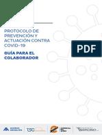 Protocolo de prevención y actuación contra COVID-19 -Guía para el colaborador.pdf
