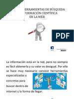 CLAVES Y HERRAMIENTAS DE BÚSQUEDA