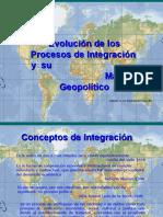 Evolucion de los procesos de Integracion