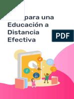 Ebook_ Guía para una Educación a Distancia Efectiva