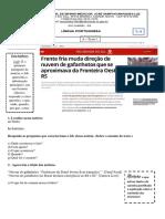 4 Quarta etapa - atividades de Língua Portuguesa - T4