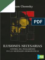 Noam Chomsky. Ilusiones necesarias (r1.0)