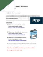 COMUNICACION-SEM 1- DICCIONARIO (1)