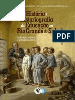 historia e historiografia da educação no Rio Grande do Sul