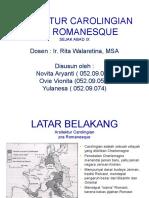 Sejarah 2 Romanesque