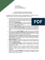 INDICACIONES SOBRE LAS SIGUIENTES ENTREGAS (2)