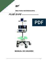 Bomba Para Histeroscopia Fluid Safe - Stryker
