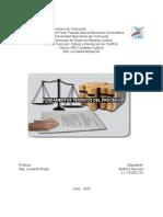 Fundamentos Teóricos del Proceso
