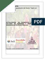 Actualizacion Diagnóstico Sector Teatro Honduras_Carromato