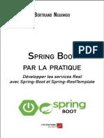 Spring Boot par la pratique (Fr - Bertrand Nguimgo