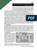 01 - Introducción a la Teoria General de los Sistemas [TGS]