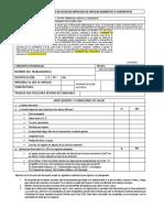 DECLARACION CONDICIONES DE SALUD Y ANTECEDENTES