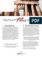 The Four Pillars of Zoweh