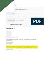 Evaluación Clase 2 unidad 1
