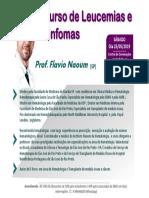 Curso leucemias e linfomas - Prof. Flavio Naoum.pdf