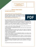 TIPOS DE REGIMENS TRIBUTARIOS 2018(1)