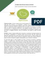 III. CONDICIONES FISIOLOGICAS PARA EL ESTUDIO