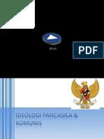 pancasila & komunis