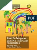 Atención temprana. Diagnóstico e intervención psicopedagógica.pdf