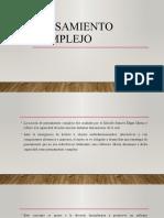 Clase 6 PENSAMIENTO COMPLEJO MODELOS MENTALES.pptx
