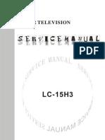 Polaroid LCD FLM1511